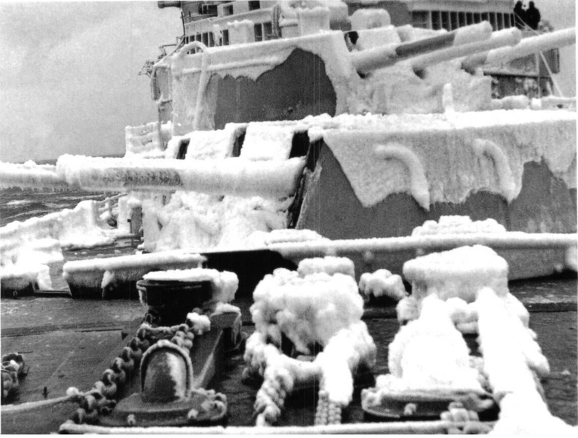 крейсер ,,Белфаст,, в северной Атлантике.jpg