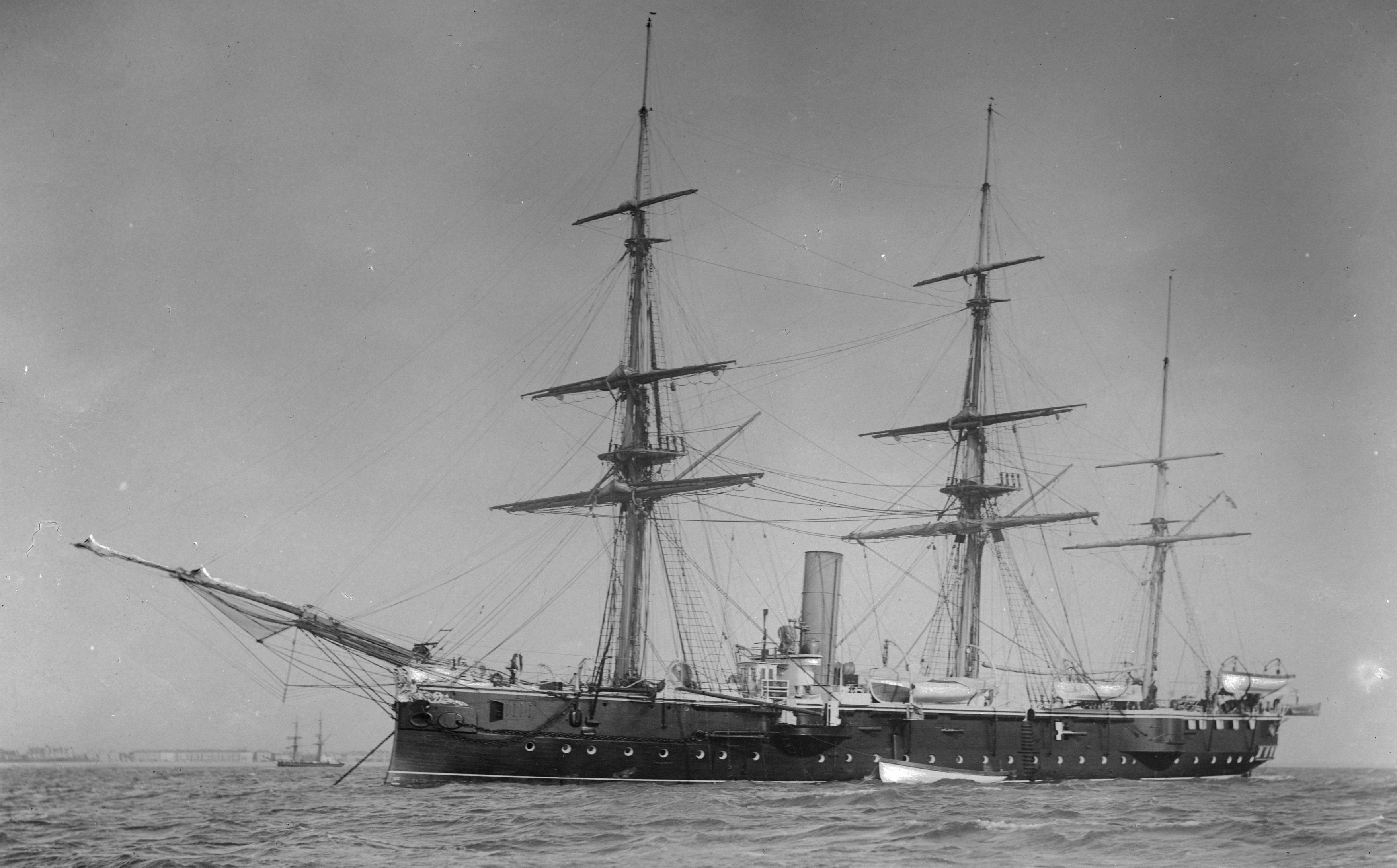 HMS Comus, single-screw corvette.jpg