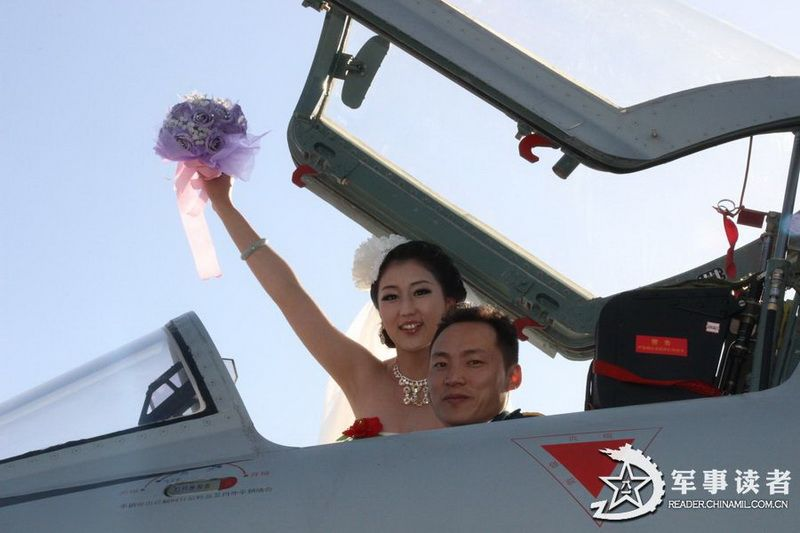 The wedding ceremony at the air base_3.jpg