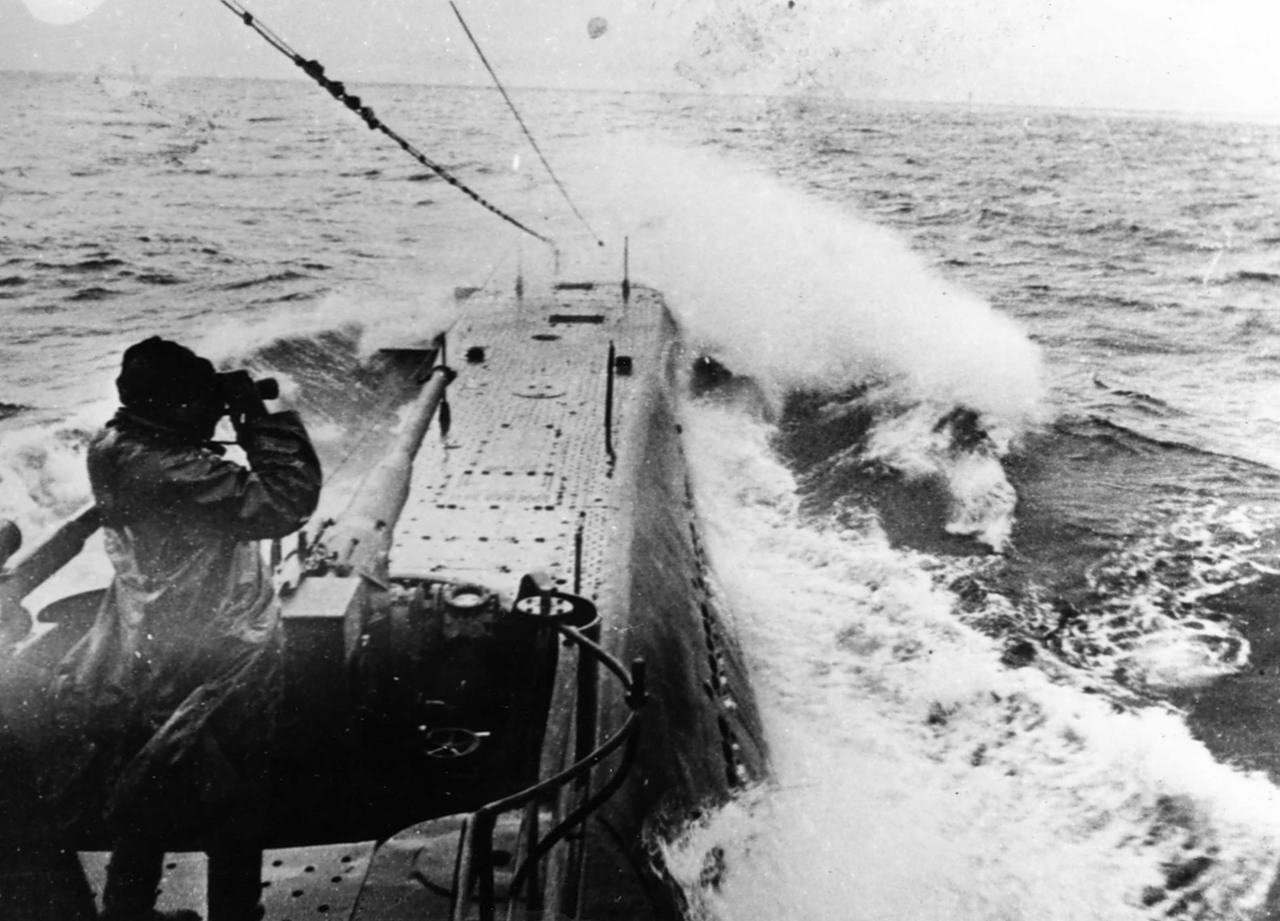 кино про подводные лодки в вов 1941-45 г
