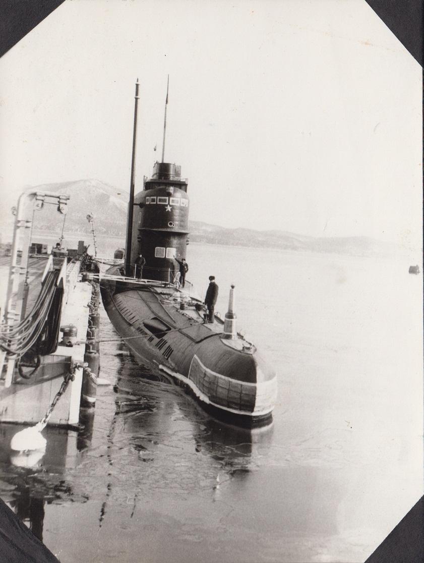 подводная лодка к93 пр629а